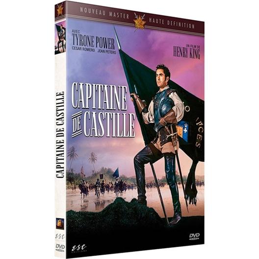 Capitaine de Castille : Tyrone Power, Cesar Romero, Jean Peters