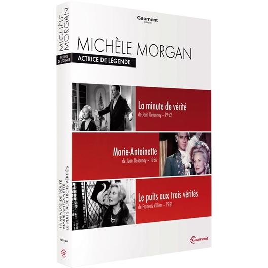 Michèle Morgan 3 Films : Michèle Morgan, Jean Gabin, ...