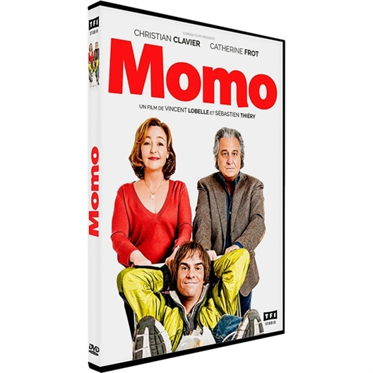 Momo : Christian Clavier, Catherine Frot