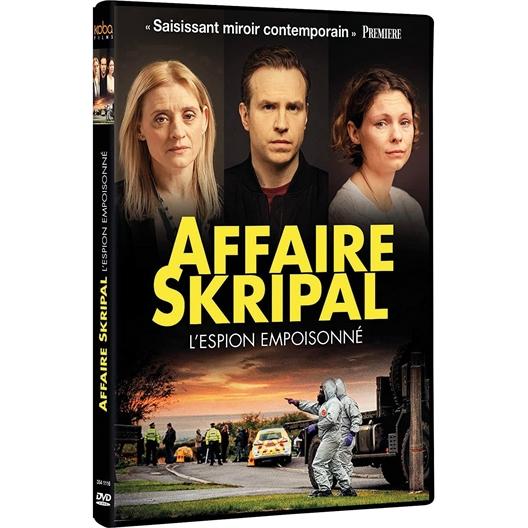 L'affaire Skripal : l'espion empoisonné : Rafe Spall, Anne-Marie Duff…