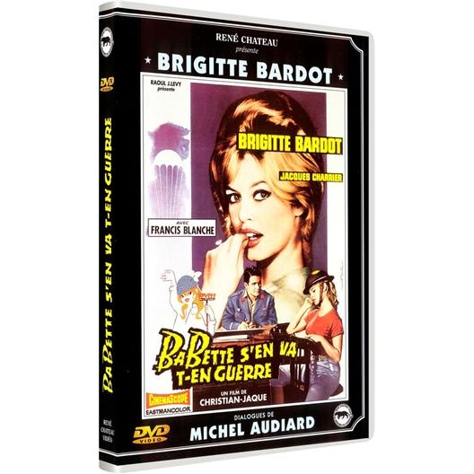 Babette s'en va t-en guerre : Brigitte Bardot, Jacques Charrier…