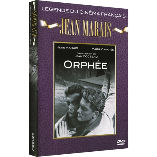 Orphée : Jean Marais, Maria Casares…