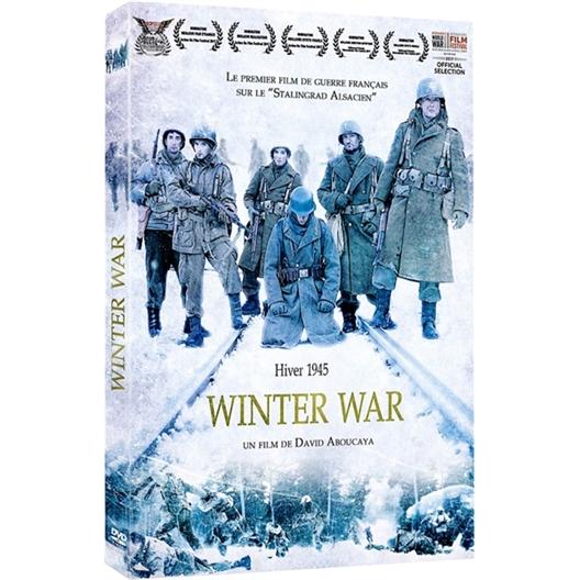 Winter War - Alsace 1945 : Manuel Goncalves, Laurent Guiot, Laurent Cerulli