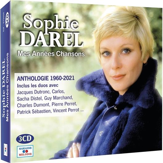 Sophie Darel : Anthologie