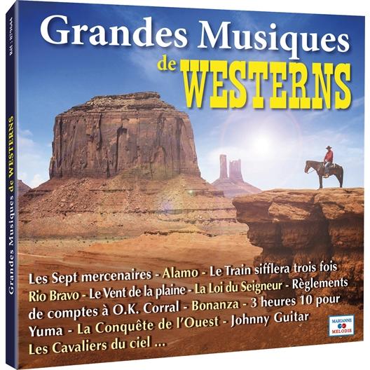 Grandes Musiques de Westerns