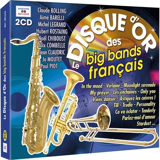 Le Disque d'Or des Big Bands Français