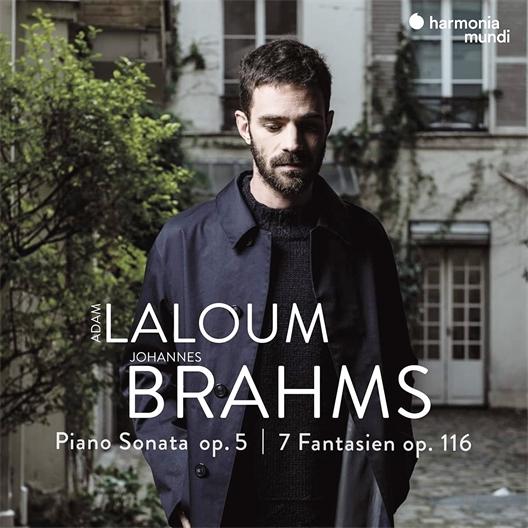 Adam Laloum : Johannes Brahms