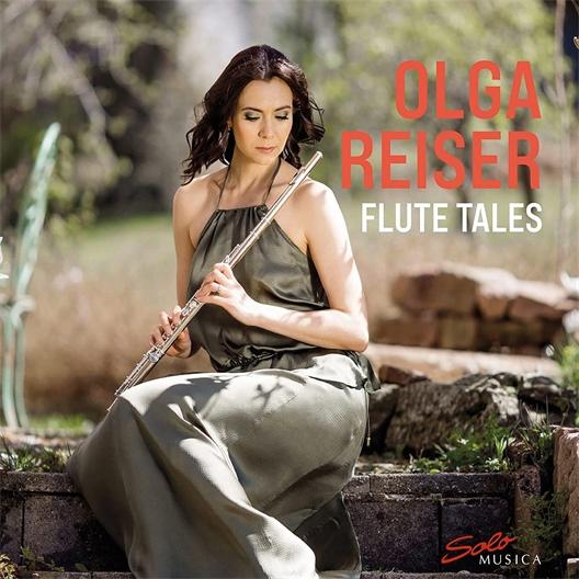 Olga Reiser : Flûte Tales