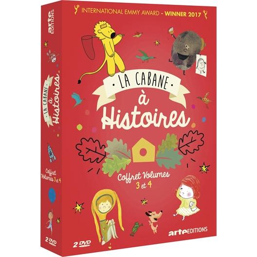 La cabane à Histoires - Volumes 3 et 4