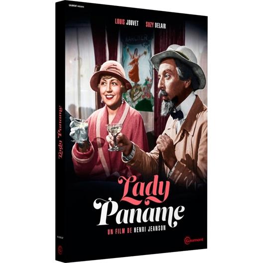 Lady Paname : Louis Jouvet, Suzy Delair, Henri Guisol…