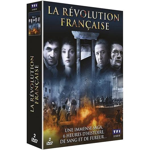 La révolution française : Klaus Maria Brandauer, Jane Seymour, …
