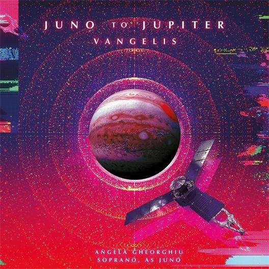 Vangelis : Juno to Jupiter