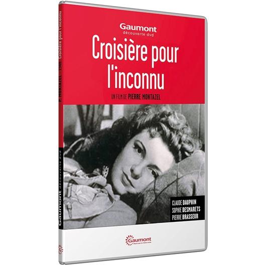 Croisière pour l'inconnu : Claude Dauphin, Sophie Desmarets, Pierre Brasseur, …