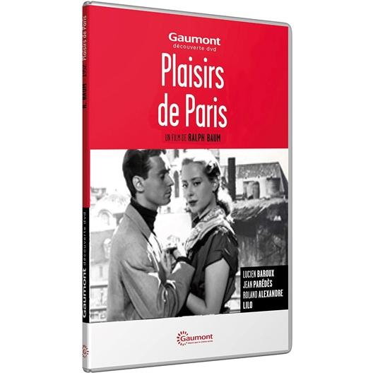 Plaisirs de Paris : Lucien Baroux, Jean Parédès, Geneviève Page, …
