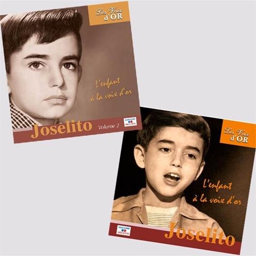 Joselito 2 CD : Volume 1 et Volume 2