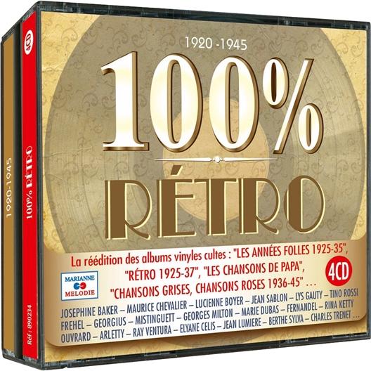 100% Rétro : 1920-1945