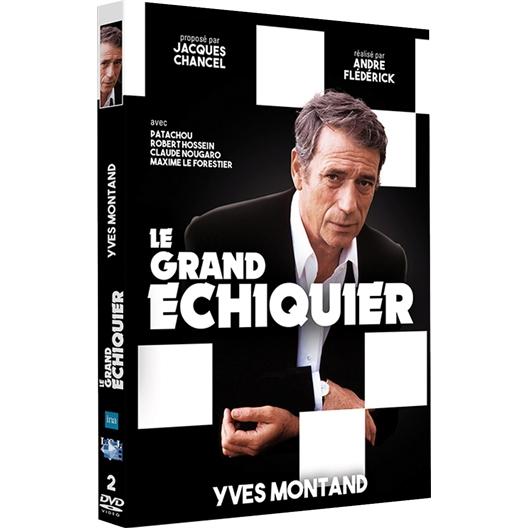Yves Montand : Le Grand échiquier