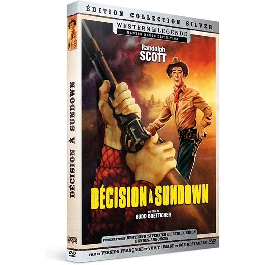 Décision à Sundown : Randolph Scott, John Carroll, …