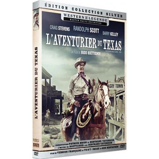 L'aventurier du Texas : Randolph Scott, Craig Stevens, …