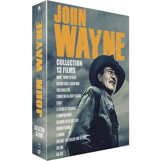 John Wayne : Coffret 13 films