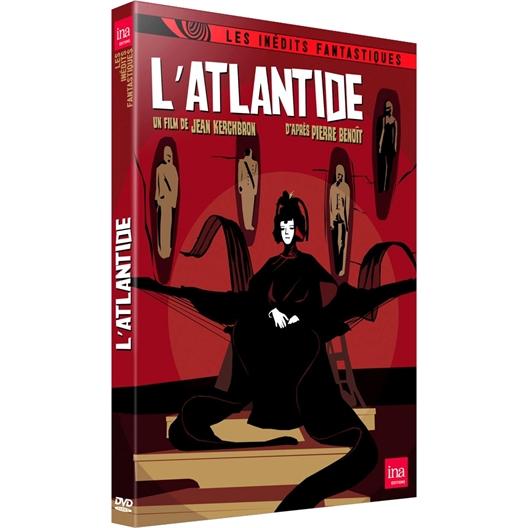 L'Atlantide : Ludmilla Tcherina, Denis Manuel, Jacques Berthier