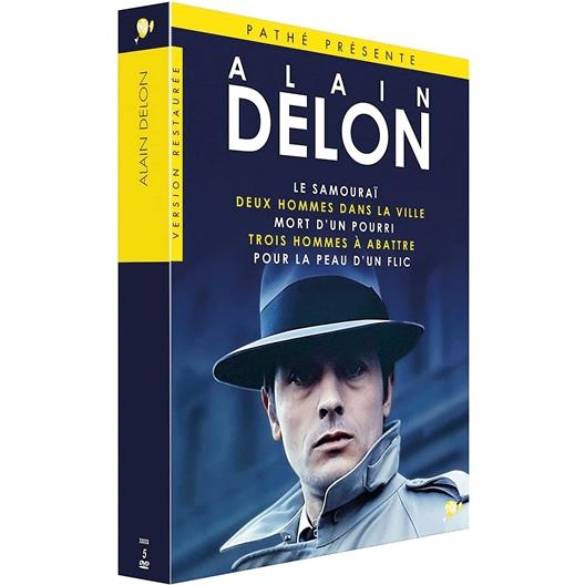 Alain Delon : Coffret 5 films