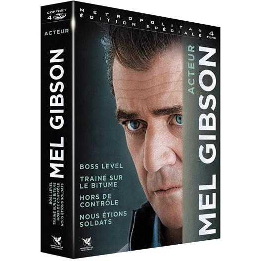 Mel Gibson : Coffret 4 films