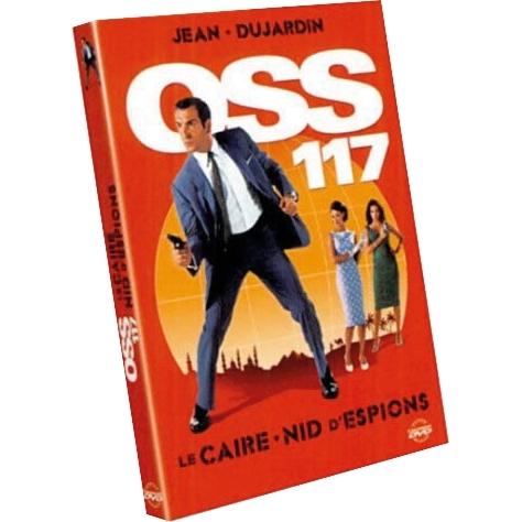 OSS 117 – Le Caire, nid d'espions : Jean Dujardin, Bérénice Bejo, …