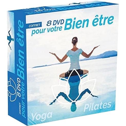 Coffret pour votre Bien-être : Idéal pour découvrir le yoga et le pilates