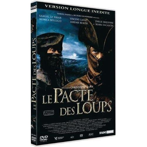 Le pacte des loups : Vincent Cassel, Samuel Le Bihan…