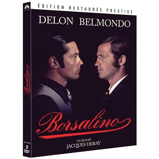Borsalino : Jean-Paul Belmondo, Alain Delon...