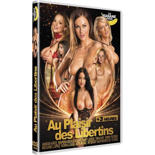 Au plaisir des libertins : Anissa Kate, Marina Beaulieu, ...