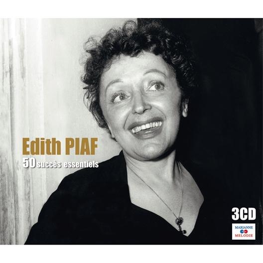Edith Piaf : 50 succès essentiels