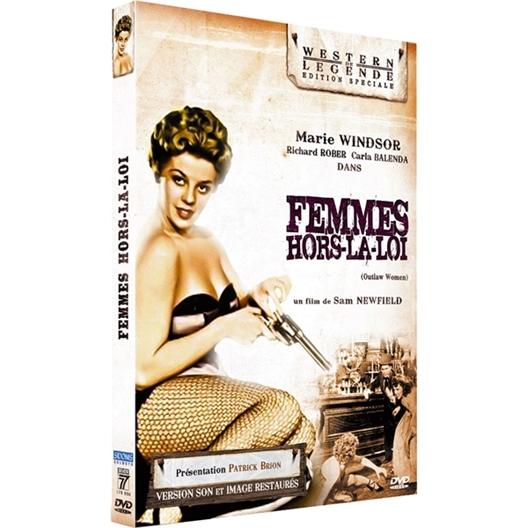 Femmes hors-la-loi : Marie Windsor, Jackie Coogan…