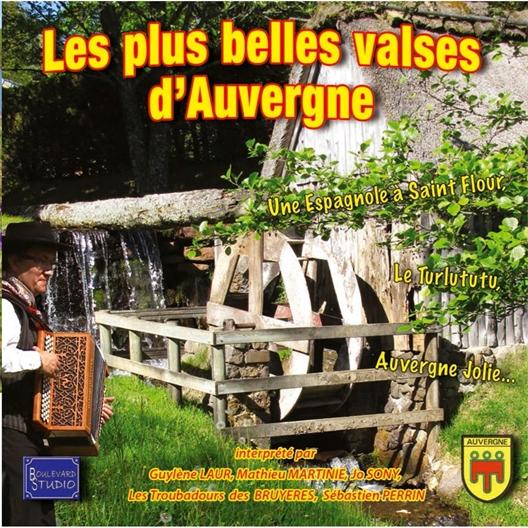 Les plus belles valses d'Auvergne (DVD)