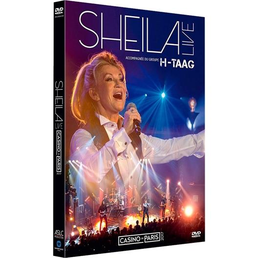 Sheila : Au casino de Paris