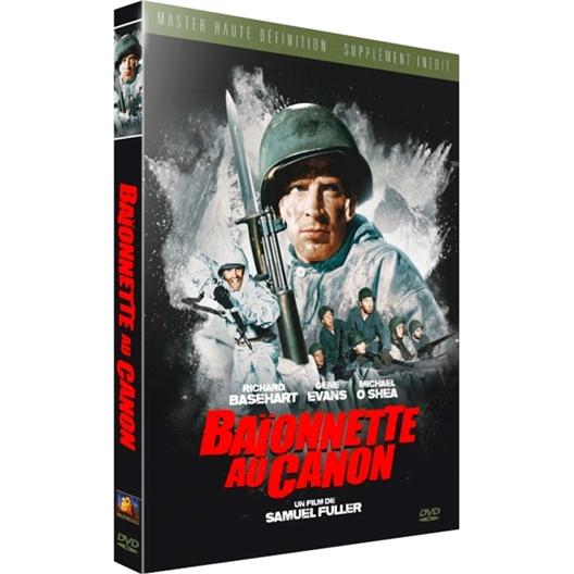 Baïonnette au canon : James Dean, Richard Basehart…