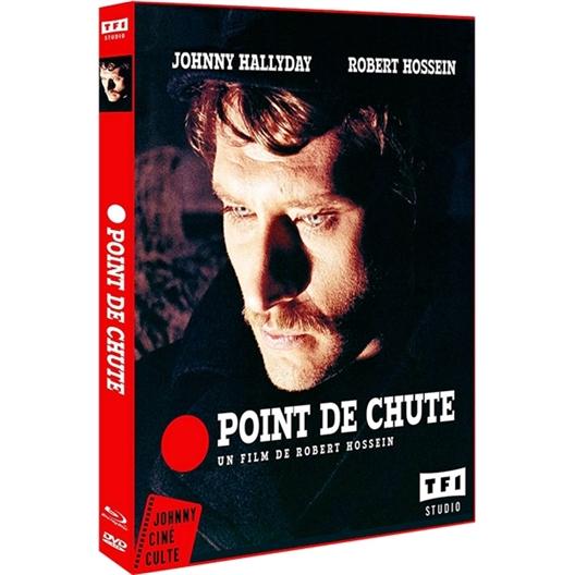 Point de chute : Johnny Hallyday, Pascale Rivault, Robert Hossein, ...