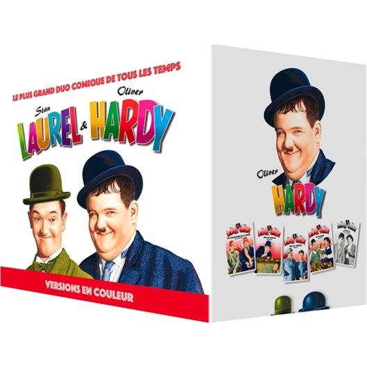 Laurel et Hardy : L'intégrale des 11 longs métrages