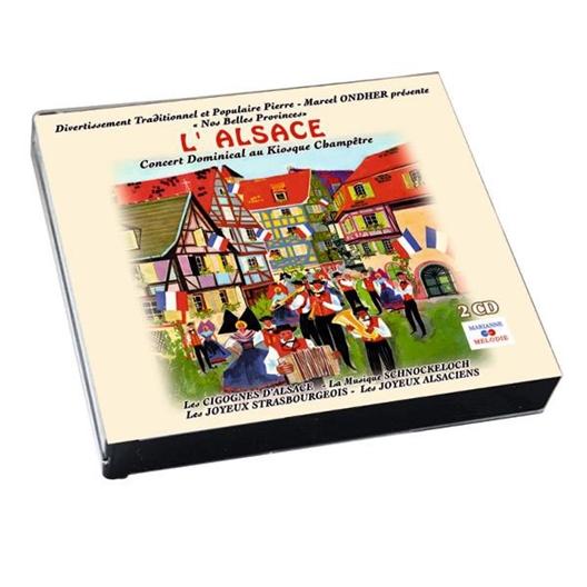 Pierre-Marcel Ondher : L'Alsace