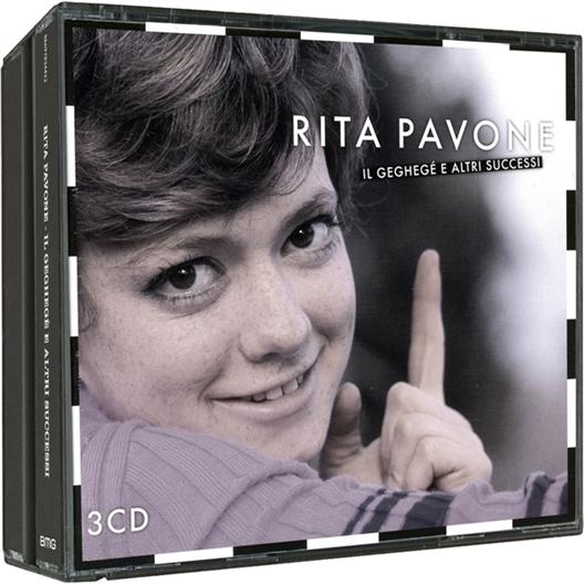 Rita Pavone : Il geghege' e altri successi