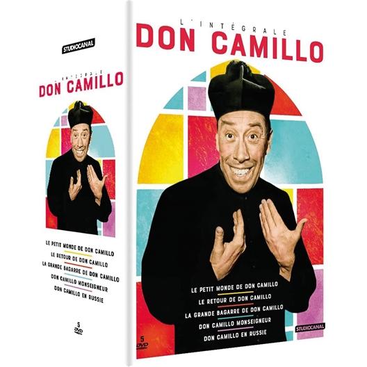 Don Camillo : Fernandel