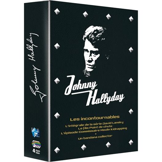 Johnny Hallyday : Coffret Collector