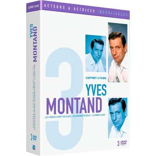 COFFRET YVES MONTAND