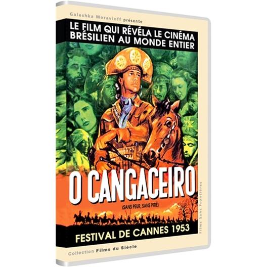 O Cangaceiro Sans peur, sans pitié : Alberto Ruschel, Marisa Prado, Milton Ribeiro