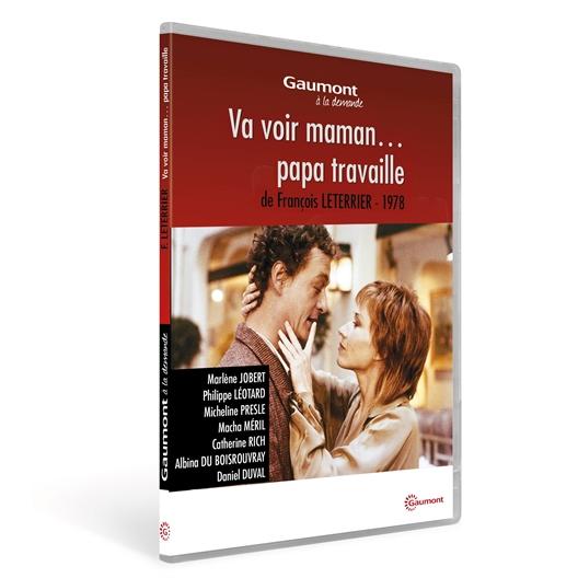 Va voir maman… papa travaille : Marlène Jobert, Philippe Léotard, Micheline Presle