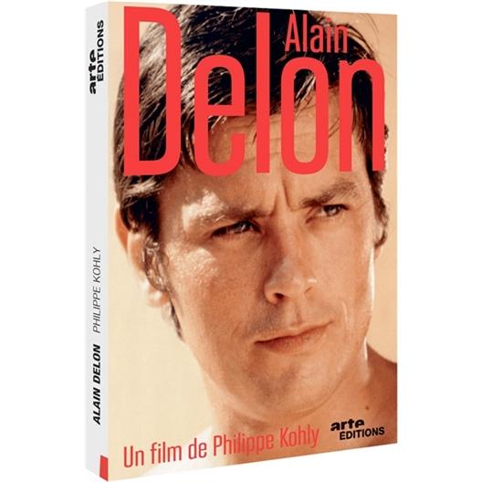 Alain Delon. Portrait d'une légende vivante.