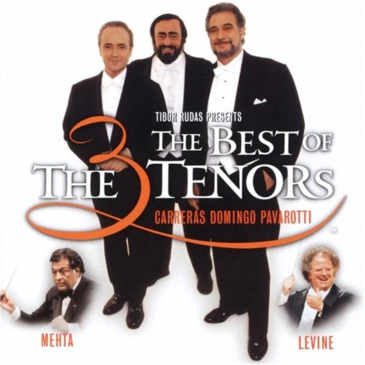 Les trois Ténors : Le meilleur des trois ténors