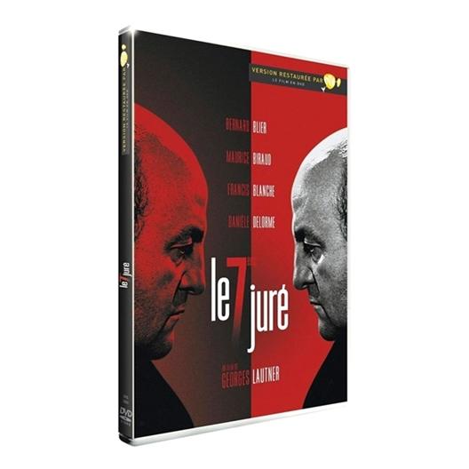 Le septième juré : Bernard Blier, Maurice Biraud, Francis Blanche