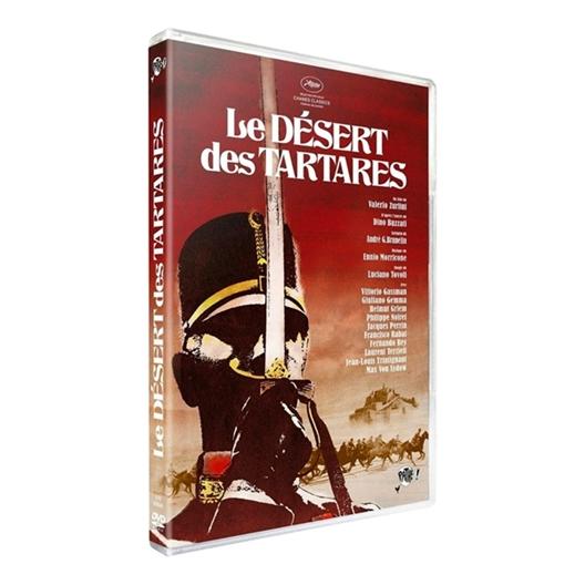 Le désert des tartares : Vittorio Gassman, Philippe Noiret, Jean-Louis Trintignant